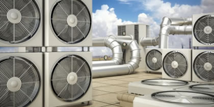Commercial ventilation and air conditioning