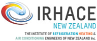 Member of the institute of Refrigeration Heating and Air Conditioning engineers of New Zealand